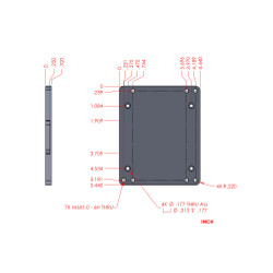 Adapter Plate VS15 to NLS4