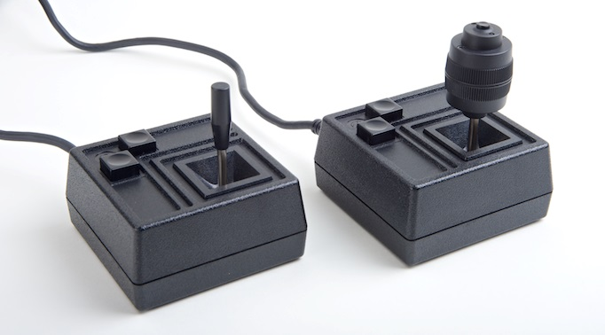 2 & 3 Axis Joysticks