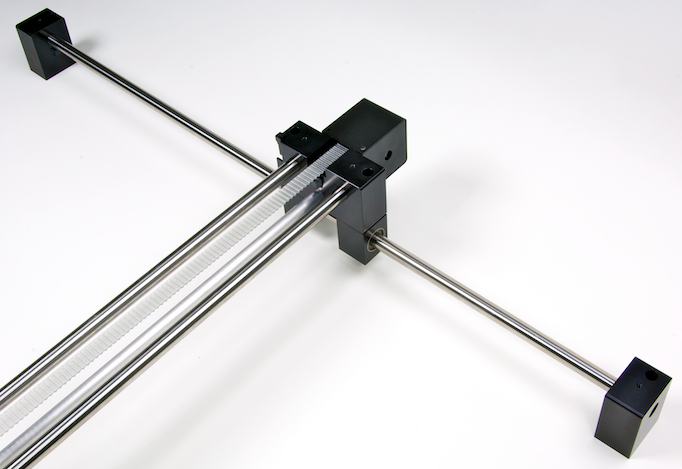 eBelt XY table Long Travel Linear Slide