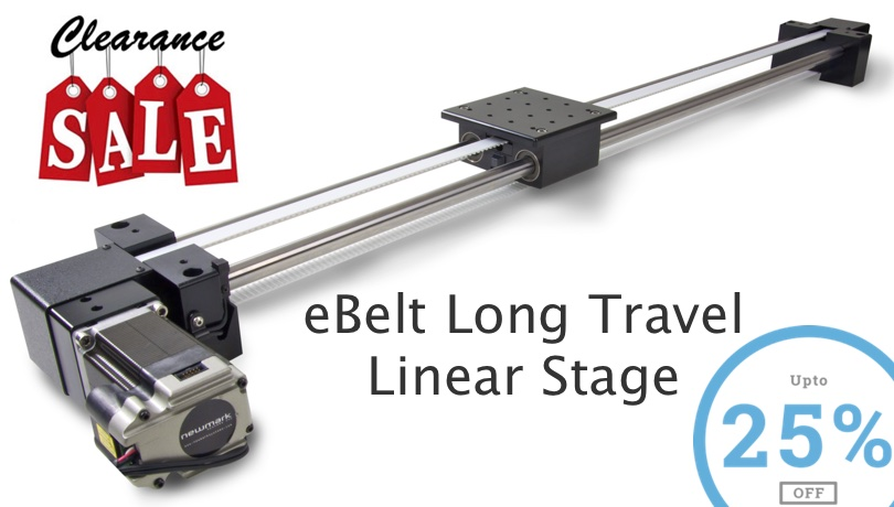 long travel linear stage