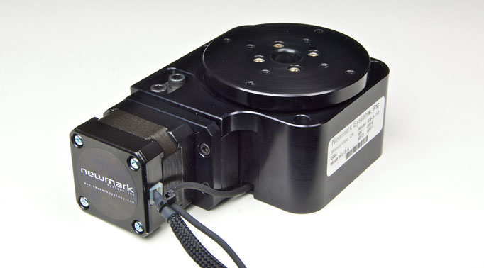 Rm 3 Motorized Rotary Stage