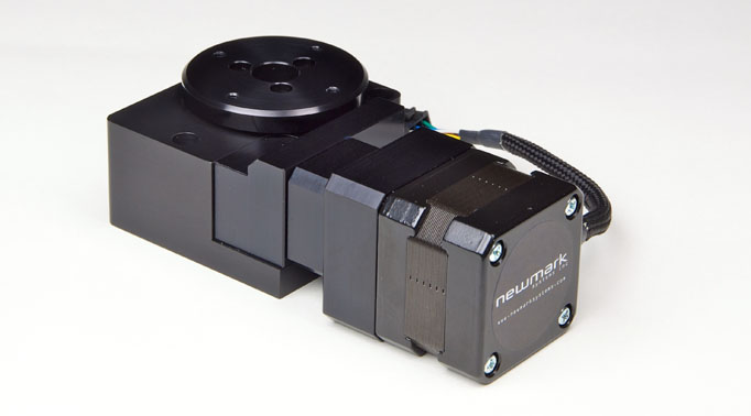 Rt 2 Small Motorized Rotary Stage Rotary Positioner