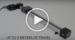 single-axis-CS-Series-belt drive-video