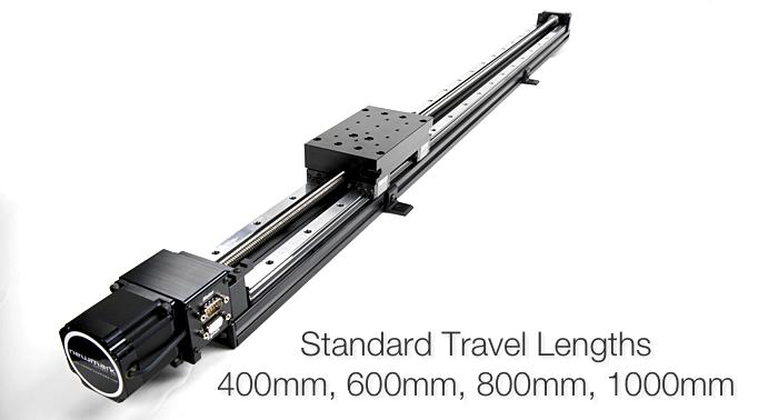 D Slide Long Travel Linear Slide